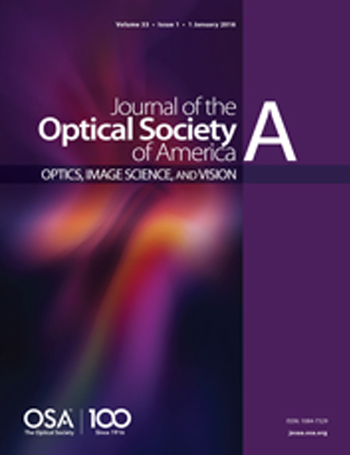 Shai Sabbah Laboratory | Brain research | Journal of the Optical Society of America A